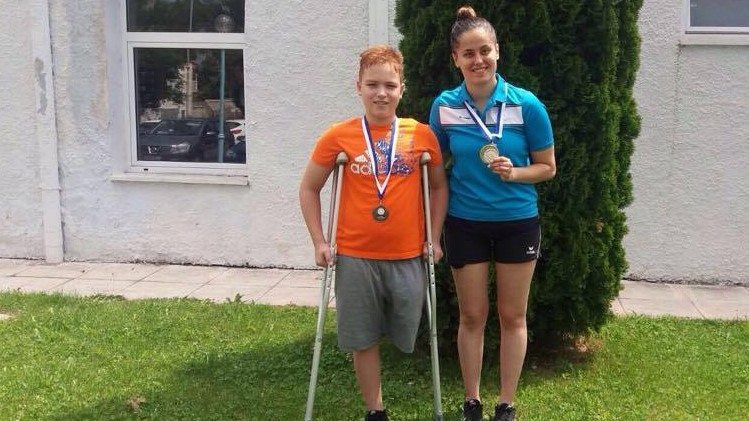 PTOLEMAIDA 2017'; The 11th Open Swimming Meeting for Athletes with Disabilities. Greece. 3-4 June 20017