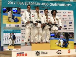 IBSA CAMPIONATUL EUROPEAN DE JUDO, WALSALL UK-all